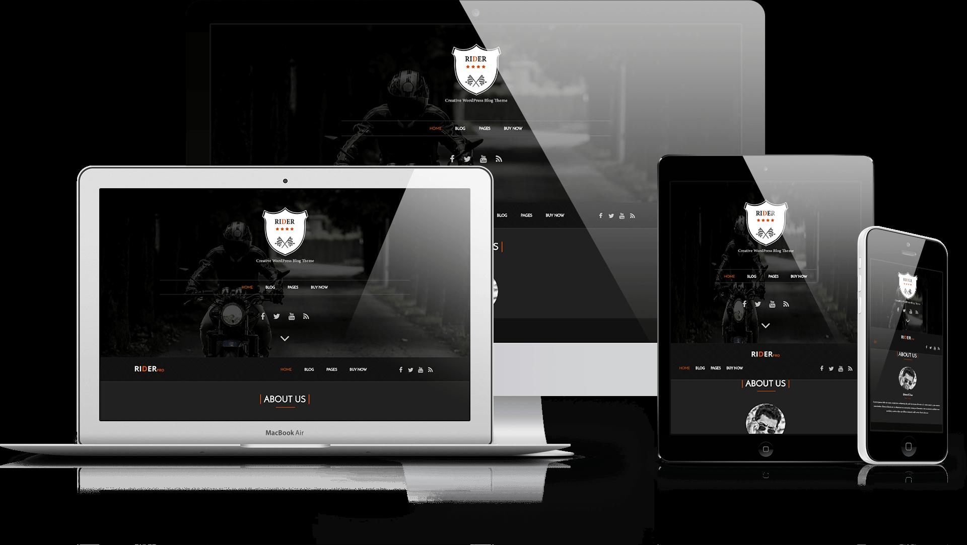 responsive design image